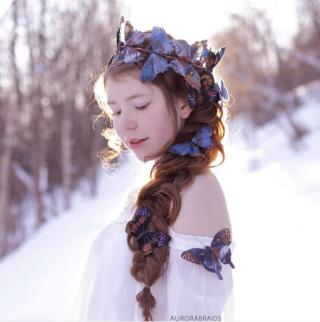 Эти девчонки знают, как заплести самые красивые косы: история двух сестер и их волшебного insta-аккаунта - фото №15