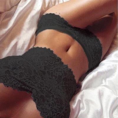 красотка в нижнем белье