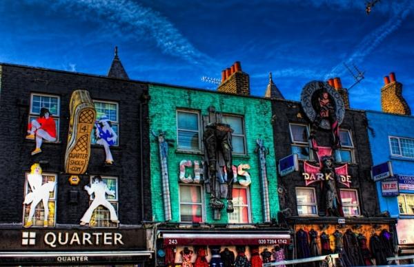 Лондон красивые места