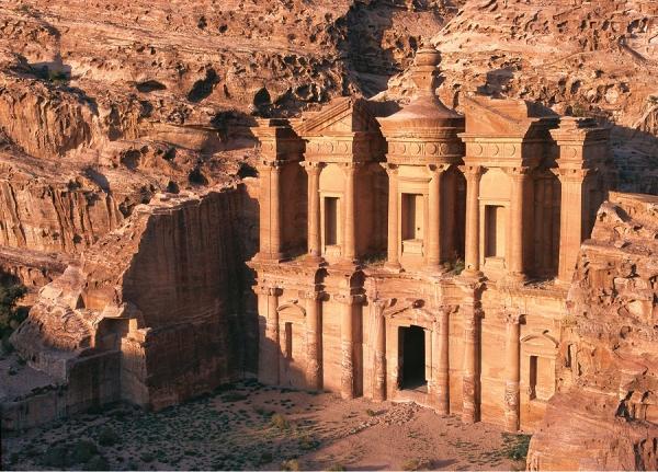 иордания петра фото