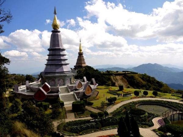 Север Таиланда туризм
