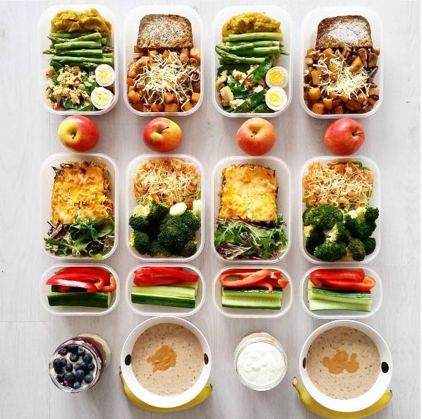 Как питаться на работе (для тех, кто хочет похудеть.