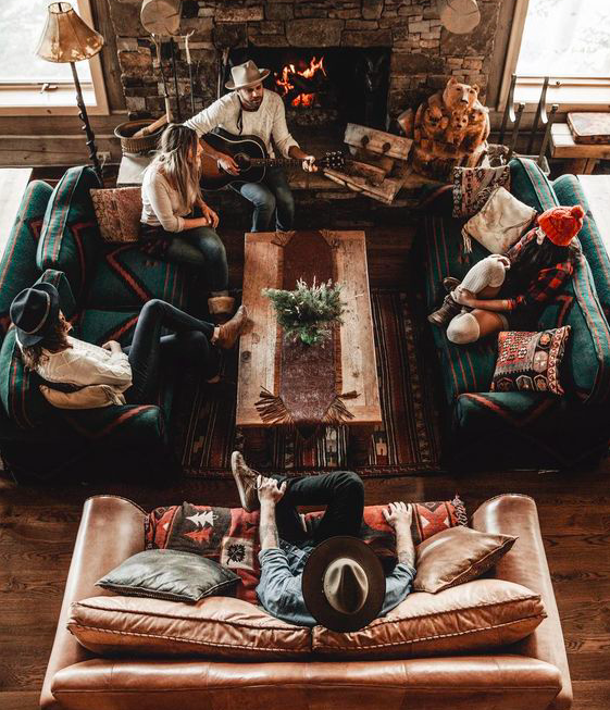 дом встреча друзья