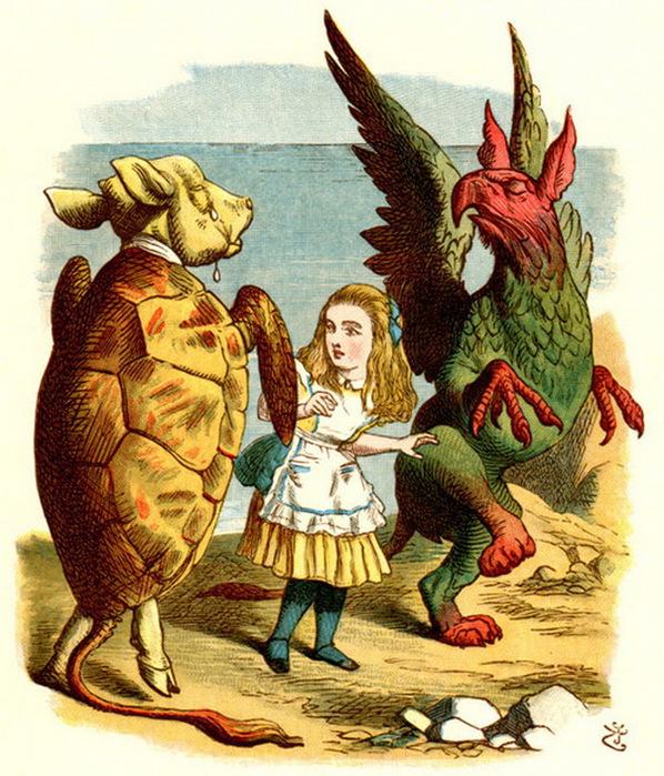 День рождения Алисы в стране Чудес - фото №8