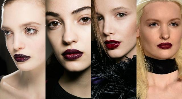 макияж осень 2016