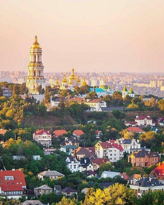 Афиша мероприятий в Киеве на День независимости Украины