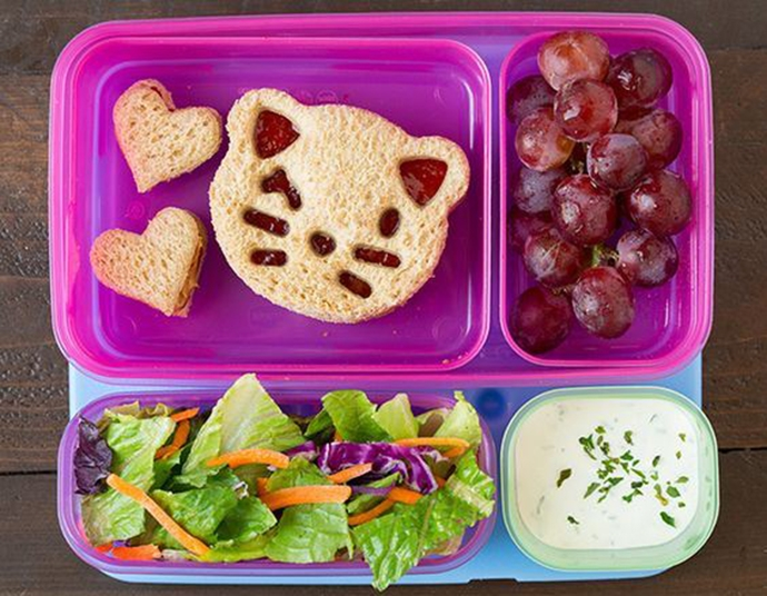 В Киеве будут готовить здоровую еду для детей