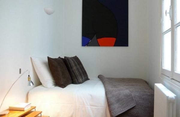 спальня в стиле лофт 2016