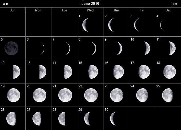 Лунный календарь и секс