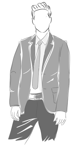 Business casual деловой дресс-код для мужчин