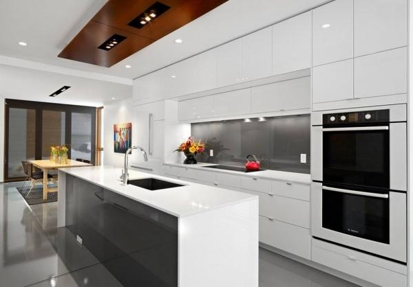 кухня в стиле модерн 2016
