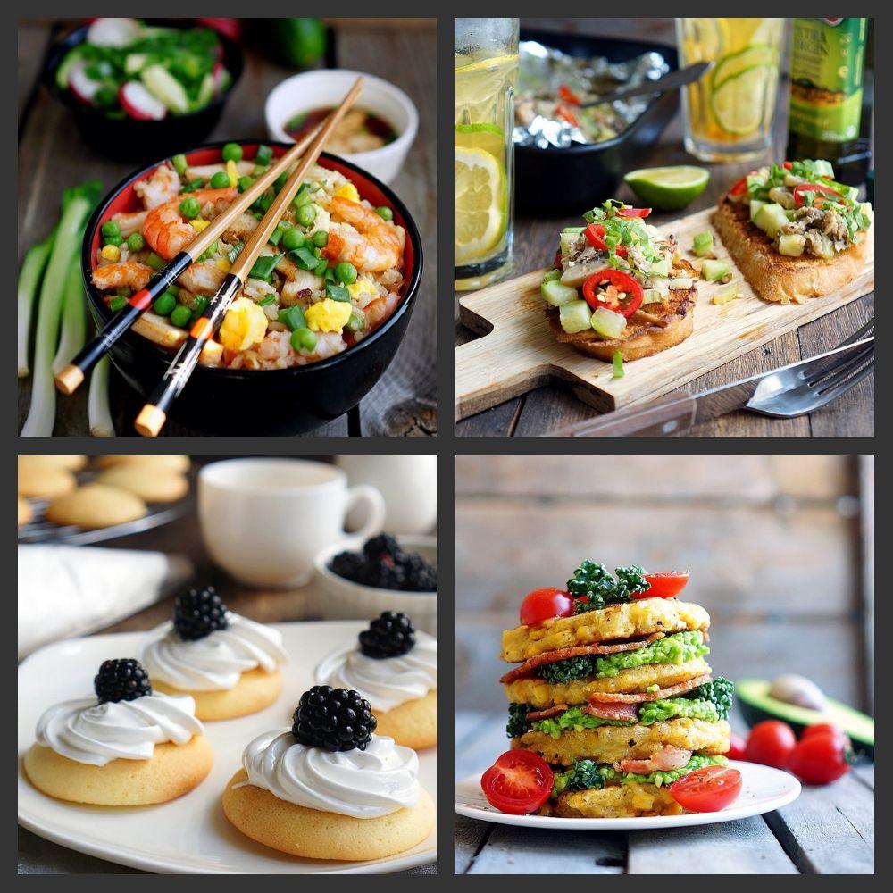 Быстрая, вкусная и полезная еда