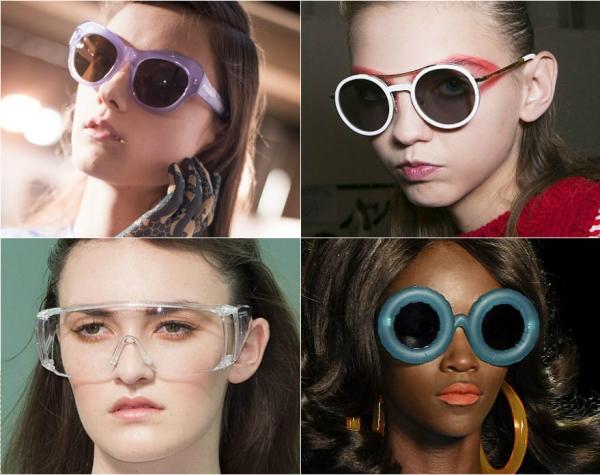 Модные очки 2016  сонцезащитные женские очки мода весна   лето 9251fe41c42