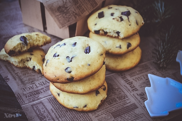 американское печенье фото