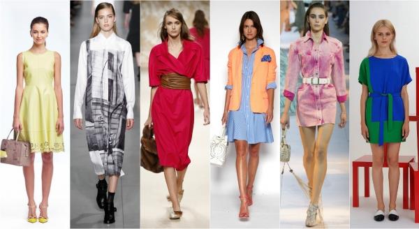 dc5440bd7a5 Модные платья на лето 2016 года  какие платья в моде
