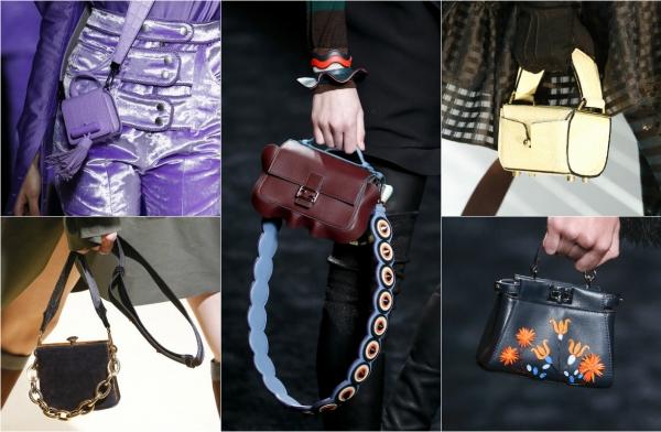 модные сумки весна 2017 фото новинки