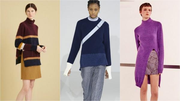 модный свитер на зиму 2016 фото