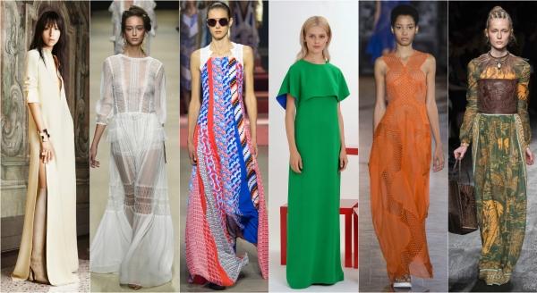 модные платья в 2016 году