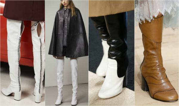 теплая зимняя обувь