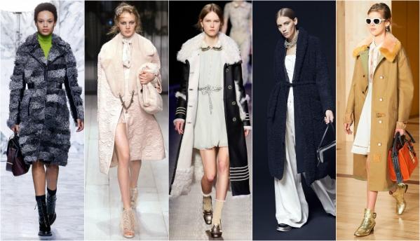 модные пальто 2016