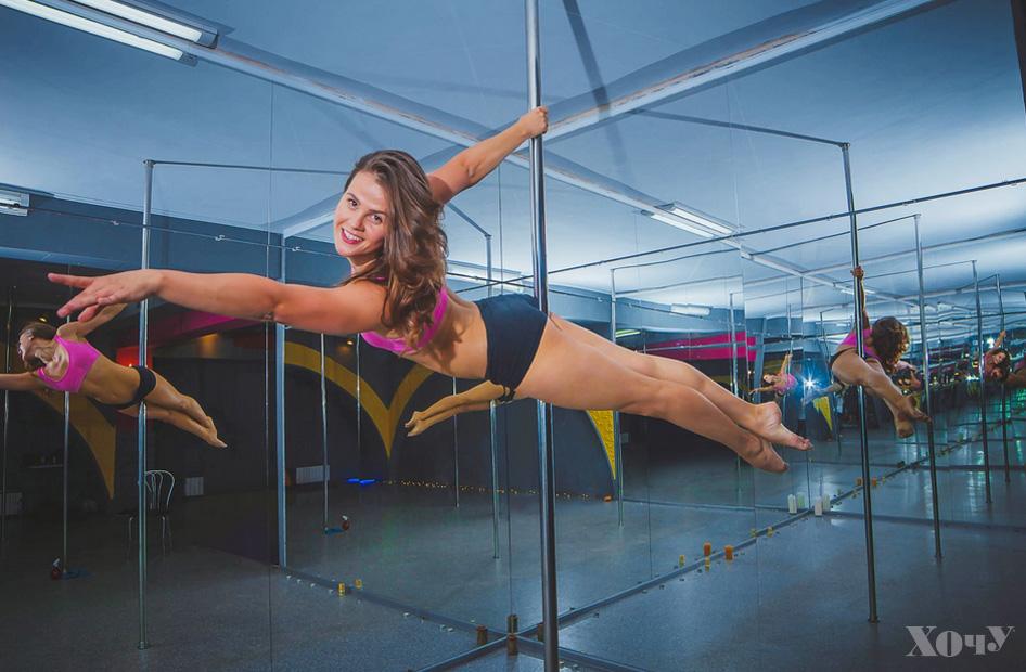 Интервью Алины Мозолюк о pole dance