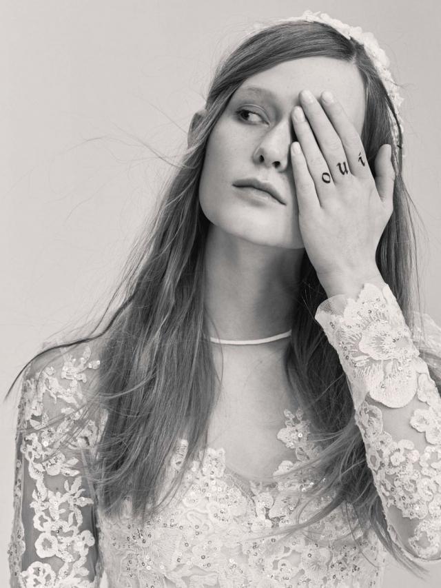 Одна на миллион: 30 необычных идей для свадебного платья