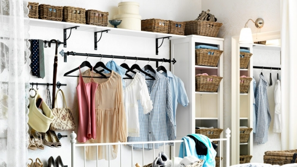 гардероб в доме