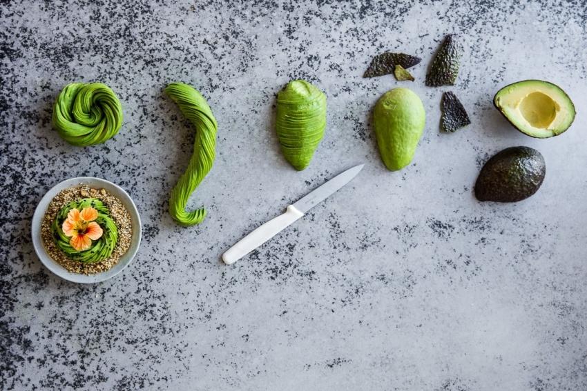 вегетарианство авокадо