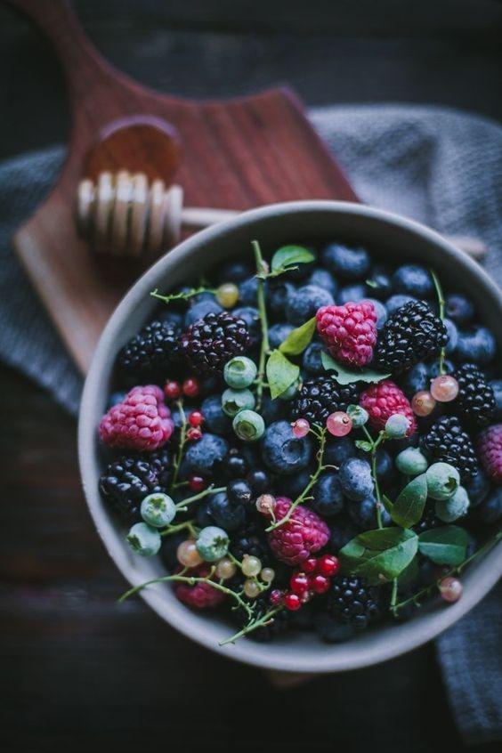 Земляника, черника и малина - без ягод запас на зиму был бы в разы скучнее