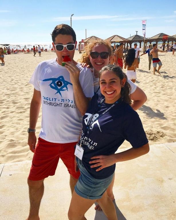 Отдых в Израиле с Таглит