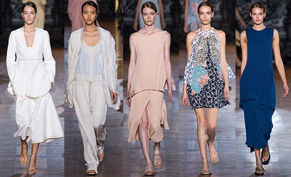 Неделя моды в Париже: Stella McCartney, весна-лето 2015 - фото №1
