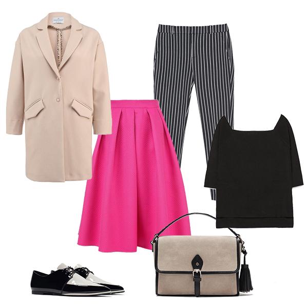 Как носить розовый и не выглядеть как Барби: 5 образов