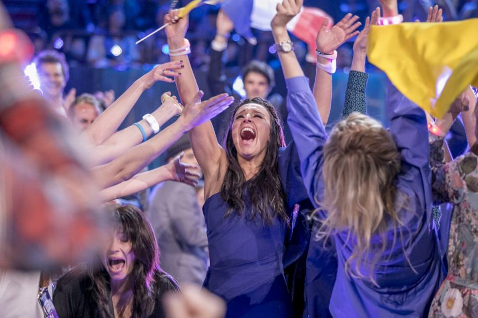 Победитель Евровидения 2016 Джамала: певица настраивалась на выступление, думая о фильме «Список Шиндлера» - фото №2