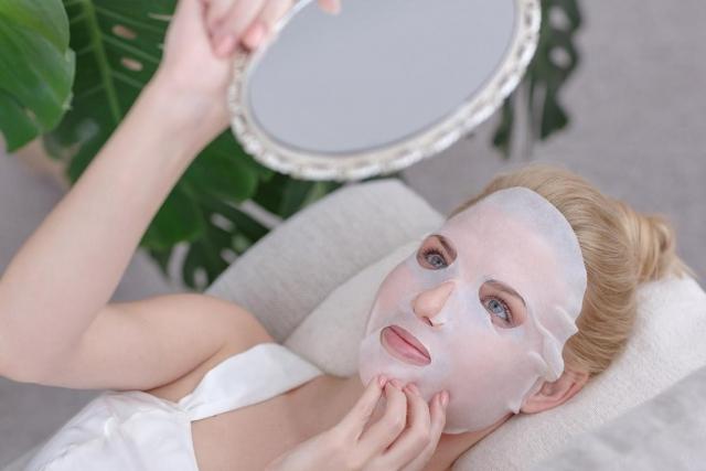 маски для лица фото