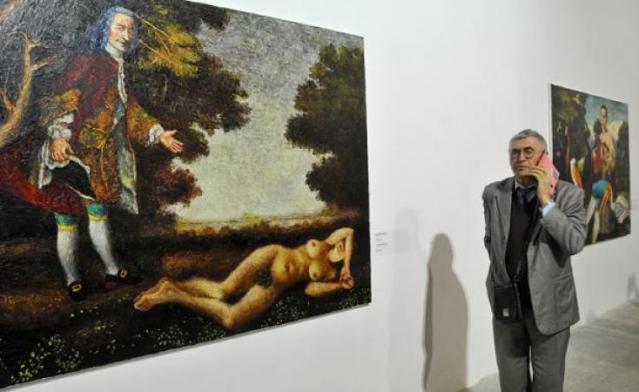 Выставка «Чистое искусство»