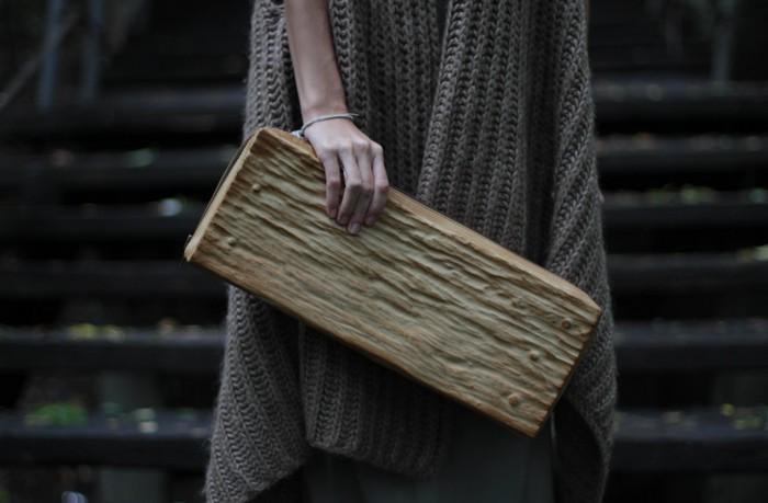Футуристичные сумки KOFTA
