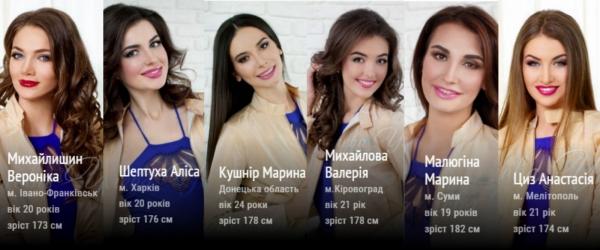 Королева Украины 2016: красавицы отвечают на вопросы - фото №52