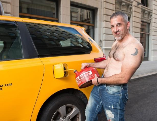 календарь нью-йоркских таксистов