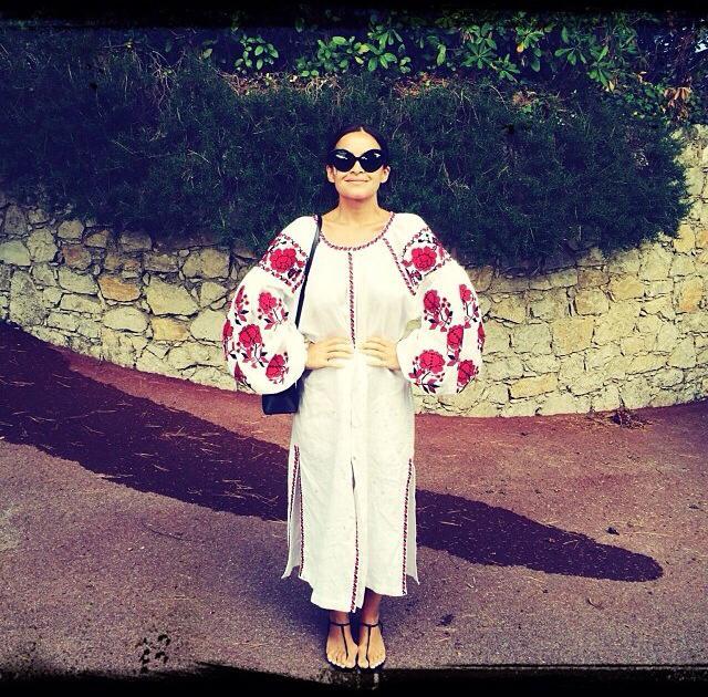 День Независимости: как носить вышиванку - фото №1