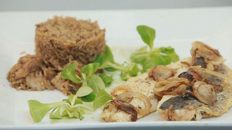Золотые рецепты звезд: рис басмати по-индийски и жареный сибас от Леси Оробец - фото №13