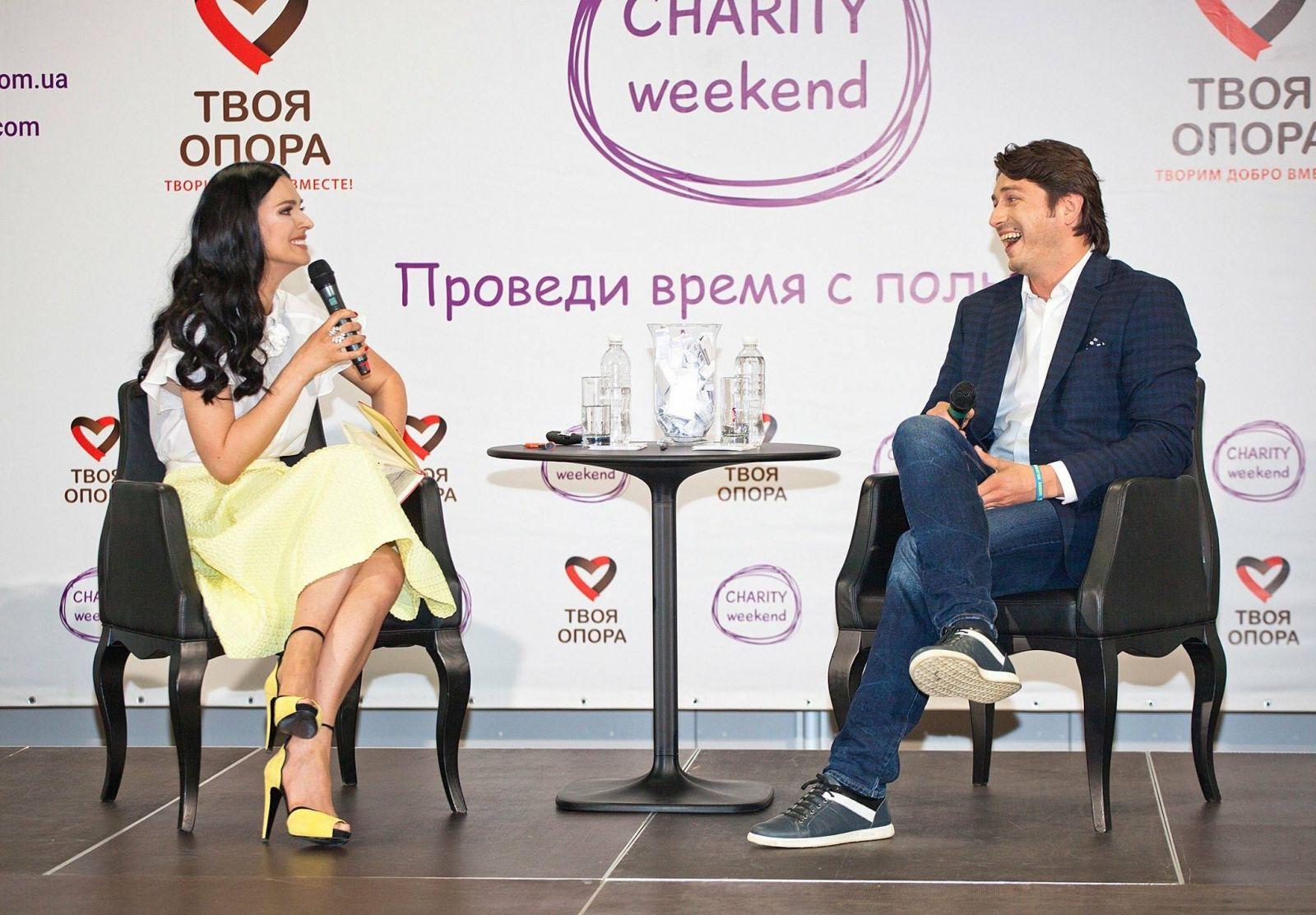 Почему Сергей Притула достоин титула «идеальный папа» - фото №1