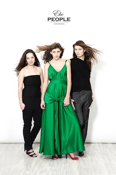 Изумрудное платье Киры Найтли