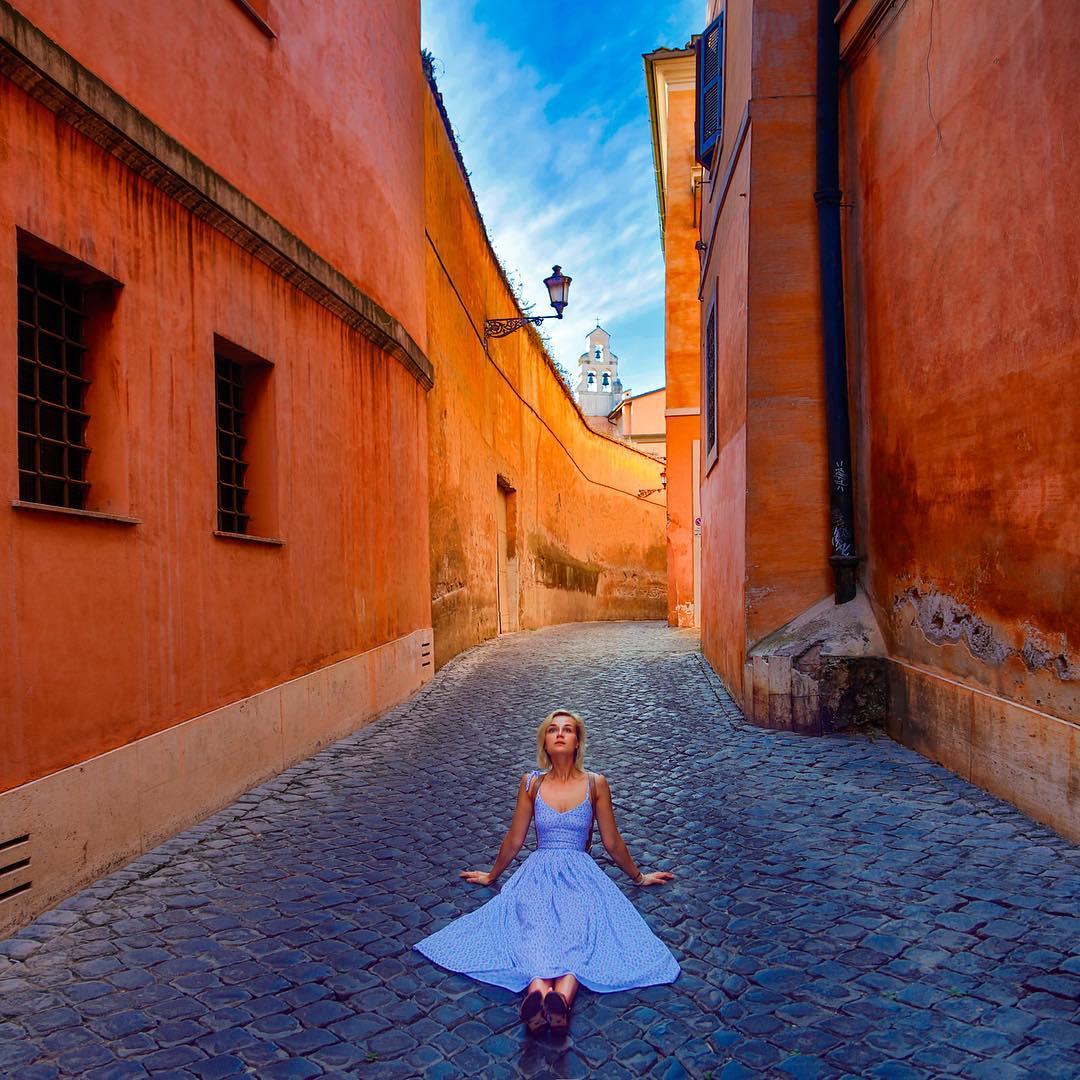 Как отдыхают звезды: итальянские каникулы Полины Гагариной - фото №3
