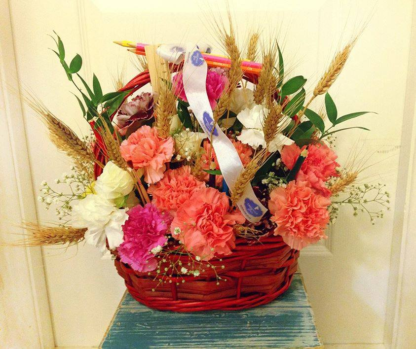 Секреты флористов: каким должен быть красивый осенний букет на 1 сентября - фото №13