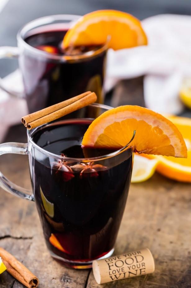 алкогольные коктейли с вином