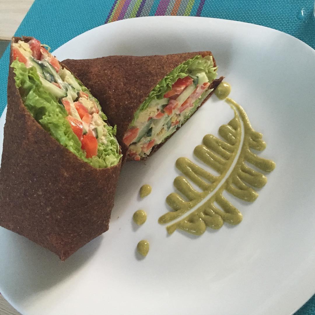 Как приготовить полезный бутерброд: лайфхак от Маши Ефросининой - фото №2