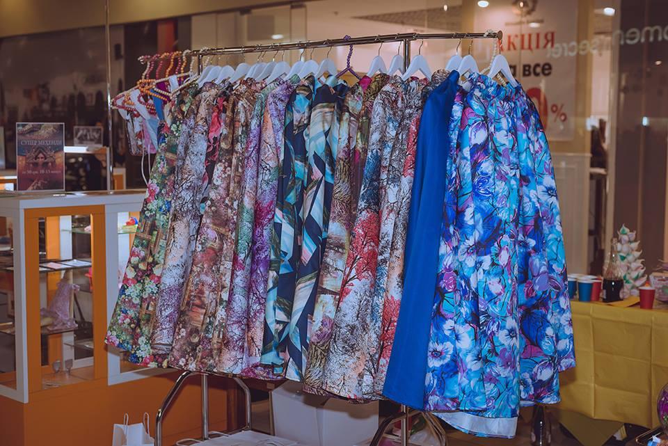 Выставка украинских дизайнеров «КАРАВАН ФЕШН SHOW»