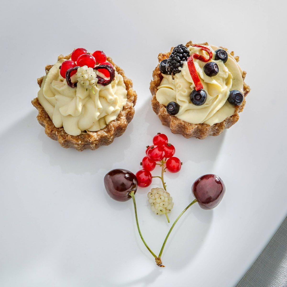 десерты для вегетарианцев