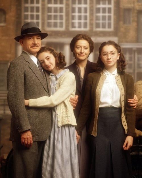 семья анны франк