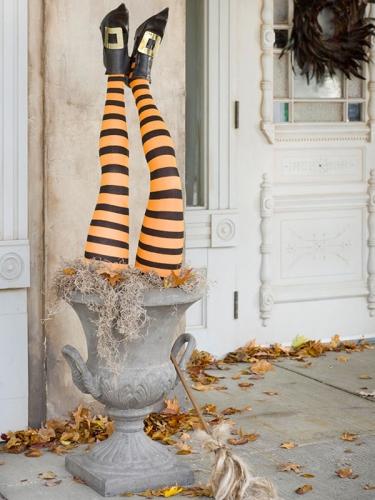 Как украсить комнату на Хэллоуин своими руками: украшения, декор и гирлянды на Хэллоуин